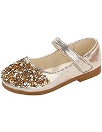 LUCKYCAT Sandales d été Bébé, Chaussures de bébé Filles Garçon Chaussures à  Semelle Souple 66524c7bcbdd