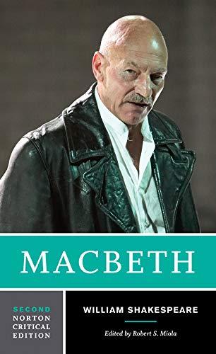 Macbeth (Norton Critical Editions) por William Shakespeare