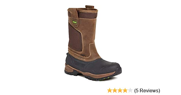 a35e5484e13 industrial workwear traction rigger safety waterproof boots