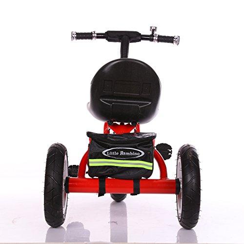 45f6441cb60 Little Bambino RideOn Pedal Tricycle Children Kids Smart Design 3 ...