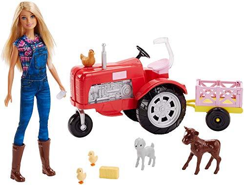Barbie auf dem Bauernhof