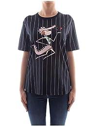 Amazon Blusas Y es Camisas Love Moschino Tops Camisetas 67q6rt
