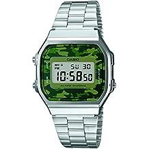 Reloj Casio Collection Unisex A168WEC-3EF