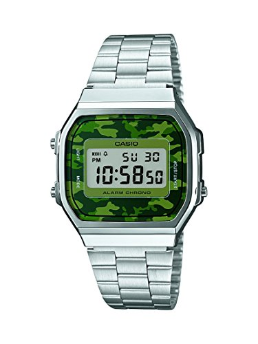 Reloj Casio Unisex A168WEC-3EF