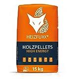 PALIGO Holzpellets Gold Hartholz Wood HQ Pellet Öko Energie Heizung Kessel Sackware 6mm 15kg x 65 Sack 975kg / 1 Palette Heizfuxx