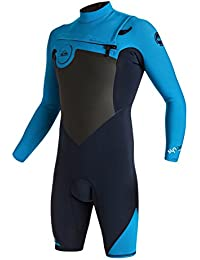 Syncro 2/2mm Front Zip