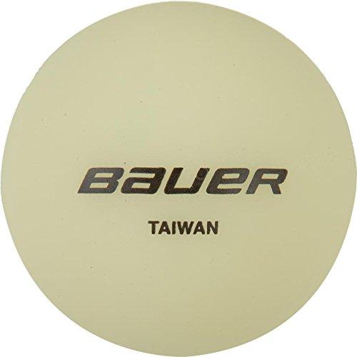 chsene Hockeyball Glow in The Dark gelb, Einheitsgröße ()