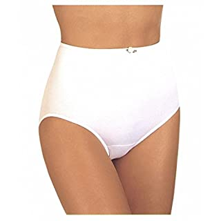 AVET Women's Briefs White White G