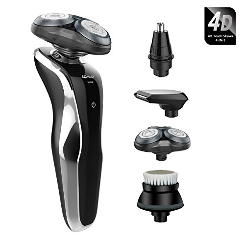 afeitadora eléctrica 4D