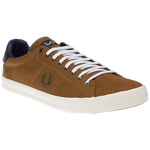 Fred Perry, Herren Sneaker Taupe