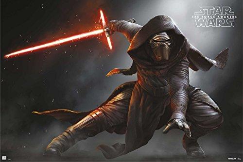 Grupo-Erik-Editores-Poster-Star-Wars-Kylo-Ren-2