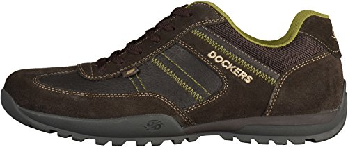 Dockers by Gerli 36ht004-201, Sneakers basses homme Chocolat