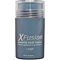 Toppik Xfusion Keratin Hair Fibers, nero Dimensioni regolari