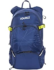SOURCE Ride Backpack 15 L Dark Blue/Green 2017 Rucksack