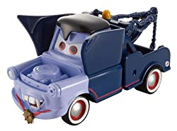 Disney Pixar Cars Dracula Mater (Deluxe, Maters Series #6 Of 6)