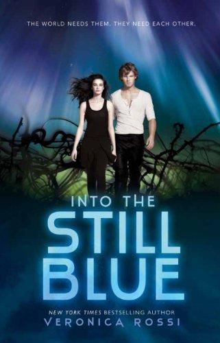 Buchseite und Rezensionen zu 'Into the Still Blue (Under the Never Sky)' von Veronica Rossi