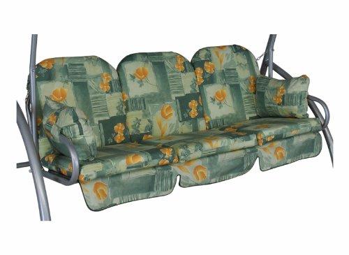 Angerer Deluxe Schaukelauflage 3-Sitzig Design Schliersee