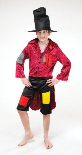 Artful Dodger - Kinder- Kostüm - Large - 134cm bis (Artful Dodger Fancy Dress Kostüm)