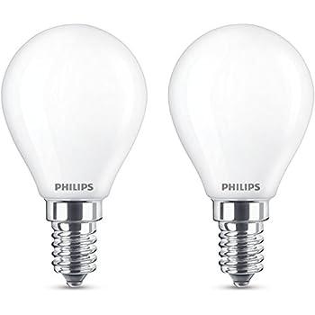 Philips 8718696751411 Bombilla LED E14, 2.2 W, Blanco