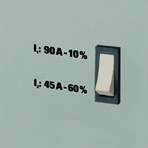 Einhell Fülldraht Schweißgerät BT-FW 100 (31 V, inkl. Masseklemme, Brenner, Ventilatorkühlung, Schweißschirm, Schlackenhammer, Trageriemen) - 8