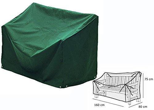 EUGAD Schutzhülle für Gartenbank 160x80x75cm Gartenbänke Gartenmöbel Abdeckhaube Schutz Haube Abdeckung Hülle GZ1164-a