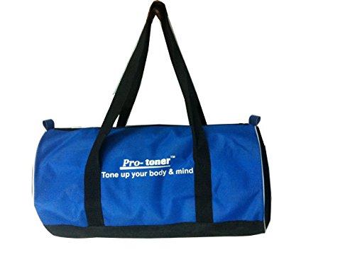 Protoner Gym Bag Black & Blue