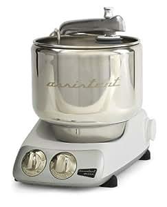 Assistent AKM6120MW Original Food Mixer Mineral, 800 Watt, White