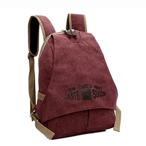 borsa di tela Ms./borsa a tracolla grande capacità/schoolbags/Borsa per computer/zaino universitario del vento/Borse da viaggio-B C