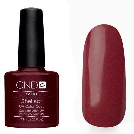 CND Shellac Vernis à ongles en gel UV polonais ~ toutes les couleurs 2011–2014 sur cette annonce ~ authentique CND ~ Approuvé vendeur par CND (Dark Lava)