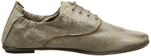 FLY London Faru973, Ballerines Femme Argent (Luna 004)