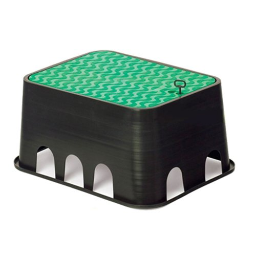 rc-junter jumbo-eco – Châsse de Arrosage, couleur vert