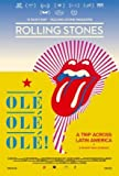 The Rolling Stones Olé, Olé, Olé!: A Trip Across Latin America – US Imported Movie Wall Poster Print - 30CM X 43CM Brand New