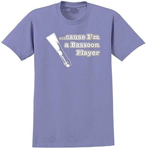 Cause - Violett T Shirt Größe 81cm 32in Med 9-11 Jahr ()