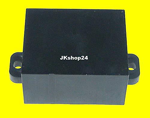Kleines Universal-modul (Mini-Modul-Gehäuse universal 30 x 25 x 15 mm Plastic-Case Kunststoff-Leergehäuse für Einbau oder Verguss von Klein-Elektronik, Platinen, Tools)