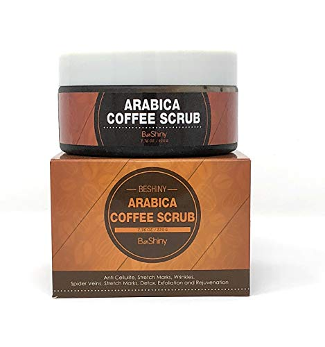 Zoom IMG-2 beshiny exfoliating arabica coffee scrub
