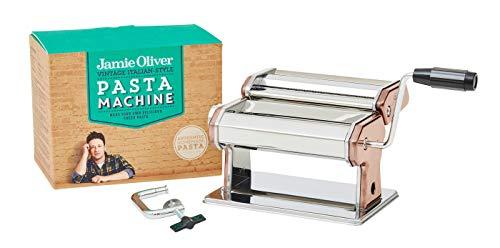 Jamie Oliver 554386 Nudelmaschine, kupfer