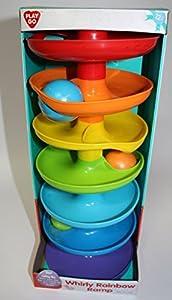 TOYLAND Playgo Toys Enterprises 51293Espiral Arcoíris