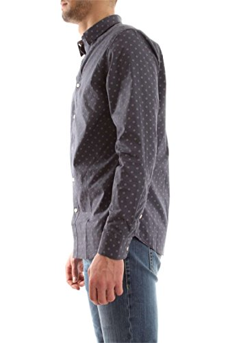 SELECTED 16055827 DONEWICK CHEMISE Homme Blu