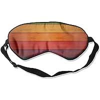 Retro Wooden Wall Bumping 99% Eyeshade Blinders Sleeping Eye Patch Eye Mask Blindfold for Travel Insomnia Meditation preisvergleich bei billige-tabletten.eu