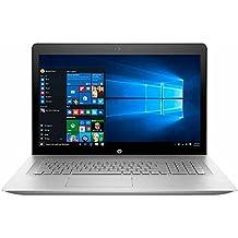 HP Envy 17.3 Inch Touchscreen Full HD Flagship Laptop, (Intel Core I7-8550U Quad-Core, NVIDIA GeForce GTX 1050, 16GB DDR4, 256GB SSD (Boot) + 1TB HDD, Backlit Keyboard, Windows 10)