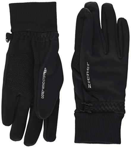 Ziener Herren Handschuhe Idealist WS Gloves Multisport, Black, 11, 802002 (Handschuh Herren Polyester)