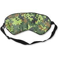 Woodland Camouflage Pattern 99% Eyeshade Blinders Sleeping Eye Patch Eye Mask Blindfold For Travel Insomnia Meditation preisvergleich bei billige-tabletten.eu