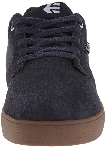 Etnies Jameson E Lite, Chaussures de skateboard homme Bleu (Navy/White/Gum)