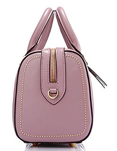 385ec898ba6c8 ... Keshi Leder Cool Damen Handtaschen