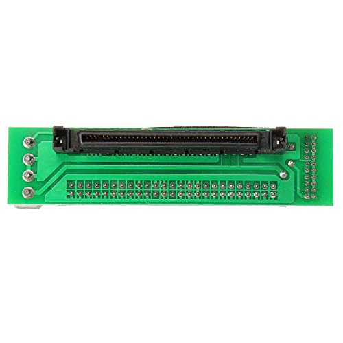 ILS. - SCSI SCA 80 Pin to 50 Pin SCSI Adapter SCA 80 Pin to IDE 50 Male Hard Drive Converter