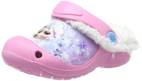 Bild von Disney Frozen Mädchen FZ004618 Clogs, (Pink/White Multi), 26 EU