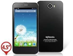 """MYSAGA M1 4.5 """"tactile capacitif 1280x720 Android 4.2 Quad Core MTK6589 1.2GHz 1Go de RAM"""