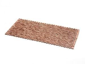 Lineabeta tappeto per bagno serie tapei 7215 legno.