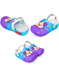 Fashion shoes Baby LED Clogs