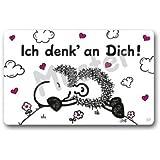 Sheepworld Pocketcard 57143 Ich denk`an Dich!